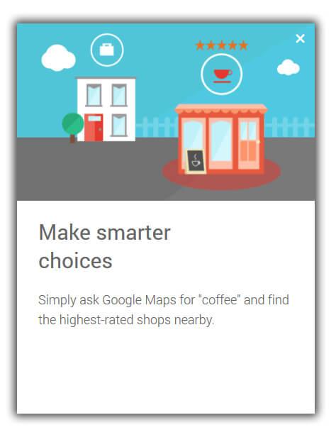 Make smarter choices