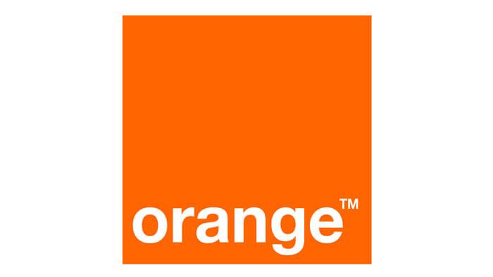 Orange Logo Original