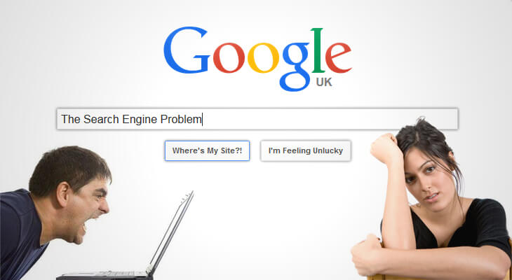Search Engine Frustration