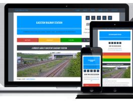 Ilkeston Railway Station website