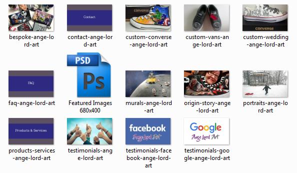 Image file names