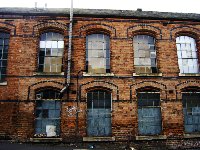 Victorian factory on King Street