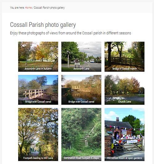 Cossall Parish gallery